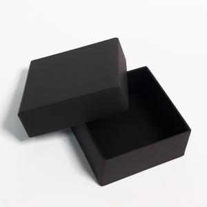 Pudełko czarne 97x97x45 mm