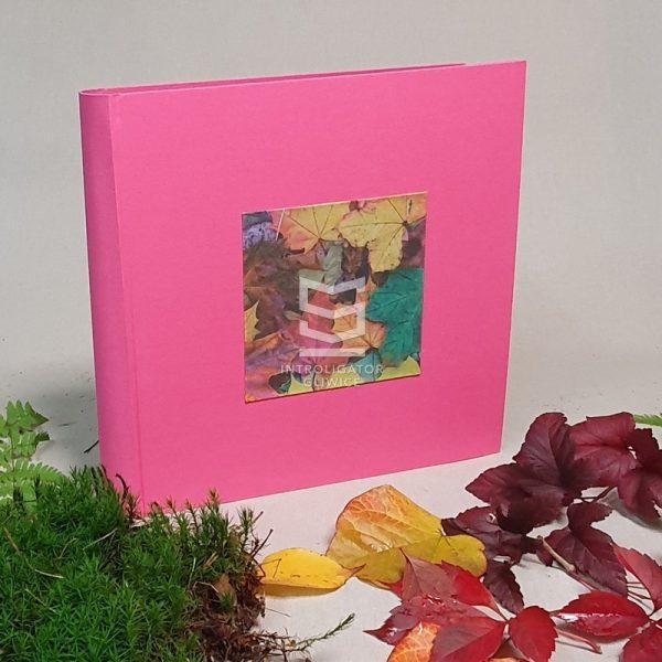 Album Liść Klonu z pudełkiem