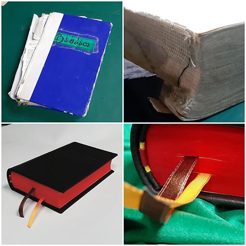 Renowacja, naprawa ireperacja starych książek