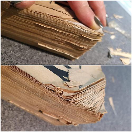 Jak ratujemy stare książki